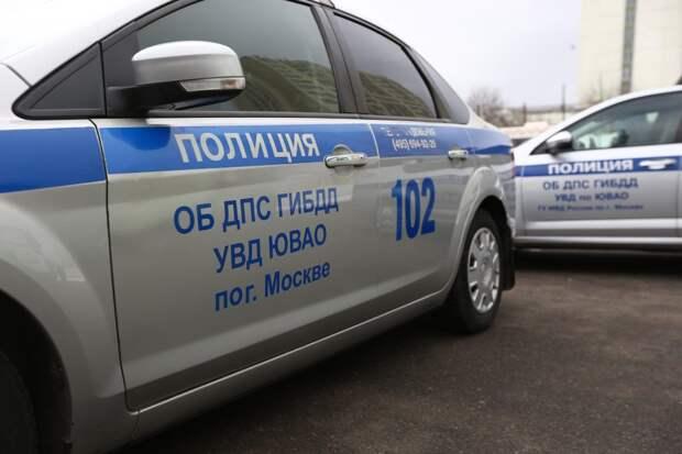 Водитель «Тойоты» сбил пешехода на «зебре» Велозаводской улицы
