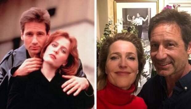 Тогда и сейчас: как изменились актеры, сыгравшие знаменитые пары на телеэкране