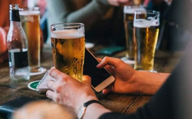 """Китайские специалисты разработали """"пьяный режим"""" для смартфонов"""