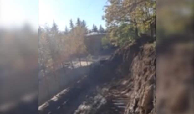 При реконструкции проспекта за полмиллиарда в Кисловодске уничтожили часть ландшафта