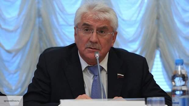 В Госдуме рассказали о влиянии Украины на безопасность России