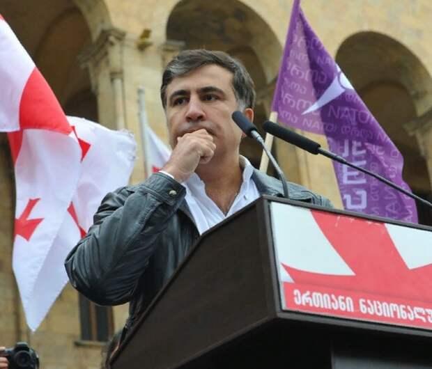 Михаил Саакашвили сообщил о предложении Зеленского занять пост вице-премьера Украины