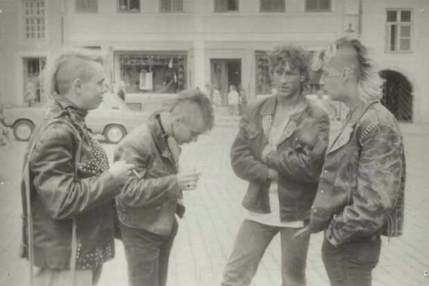 70 искренних фотографий эстонской панк-культуры 1980-х годов 11