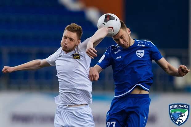 Пятое поражение потерпели футболисты нижегородского клуба «Волна»