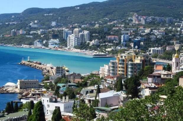 Какие крымские города вошли в ТОП-10 популярных курортов РФ?