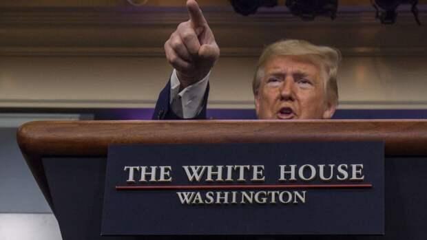 Трамп пригрозил «принять меры» против ВТО из-за Китая