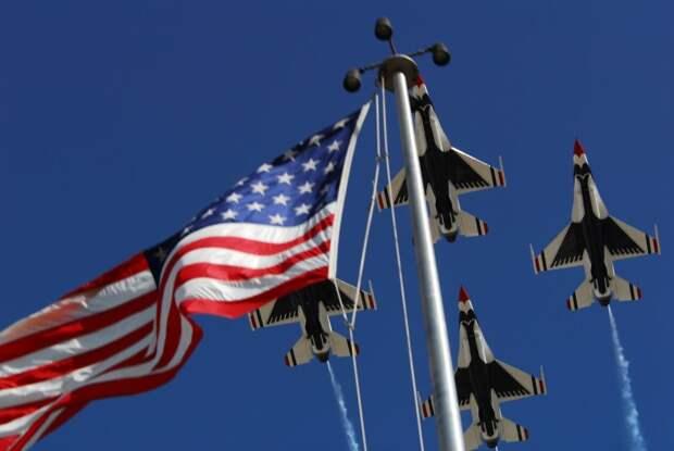 Американцы в Сети нетипично отреагировали на угрозы летчиков США в адрес РФ