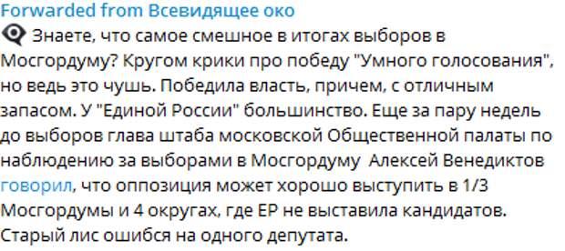 Марионетки Навального: как «Умное голосование» внесло смуту в ряды оппозиционеров