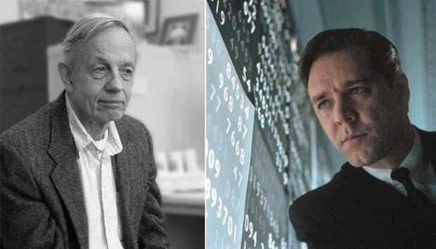 Как математик сумел победить собственную шизофрению: «Игры разума» Джона Нэша