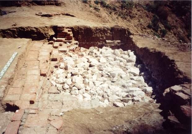 Фундамент башни