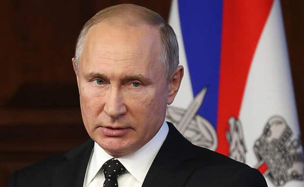 Путин нанес первый удар по либеральным элитам РФ