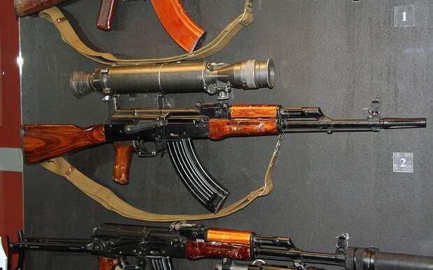 Не удачная попытка: американец разочарован в финском булл-папе на базе АК-47