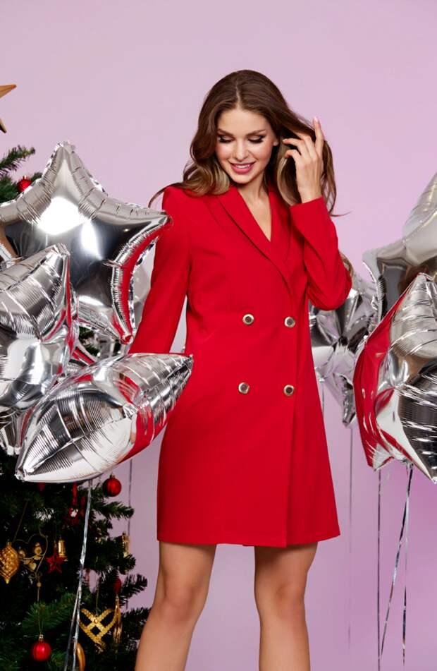Как быть красивой и стильной в Новый год 2021 – советы от стилиста