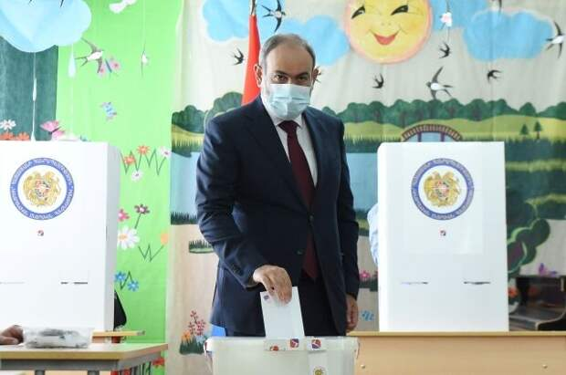Политолог оценил результаты выборов в Армении