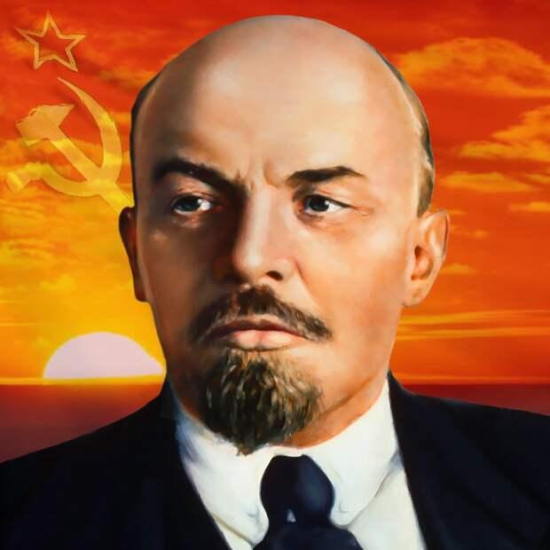 Ленин русский супер-бренд.