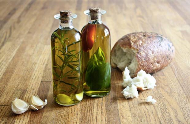 Используем остатки зелени: делаем заправки и масло
