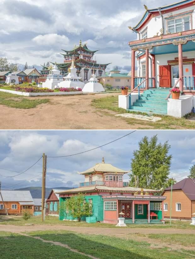 Иволгинский дацан – духовный центр буддизма в России (ФОТО)