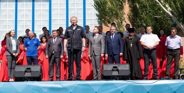 На ПАО «ТАНТК им. Г.М. Бериева» прошел традиционный день открытых дверей