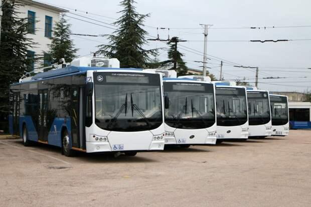 Вологодский завод поставит в Севастополь 100 новых троллейбусов