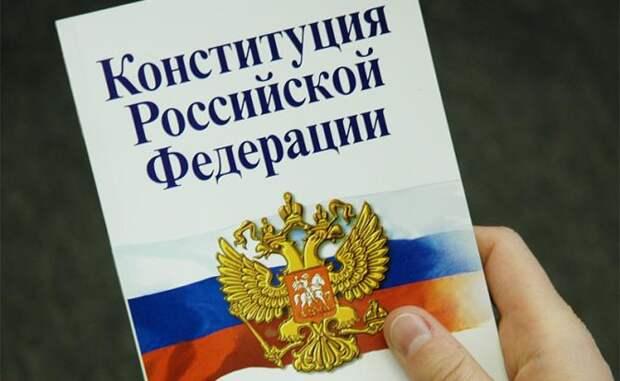 Сергей Удальцов: 10 народных поправок в Конституцию