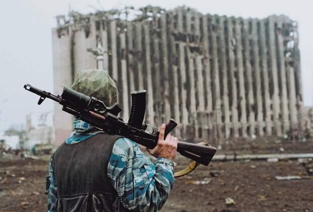 Как начиналась первая чеченская кампания (декабрь 1994)
