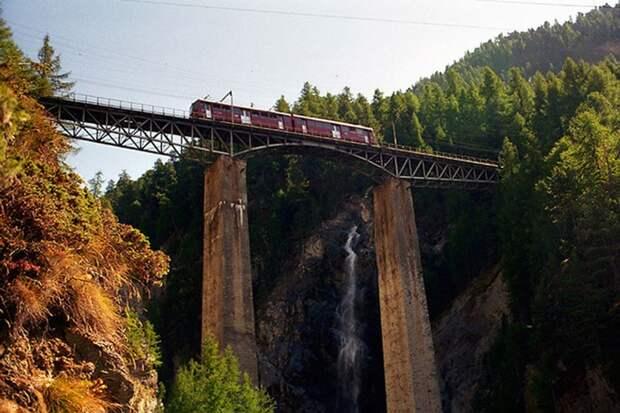 Chbahns33 Топ 5 самых необычных железных дорог Швейцарии