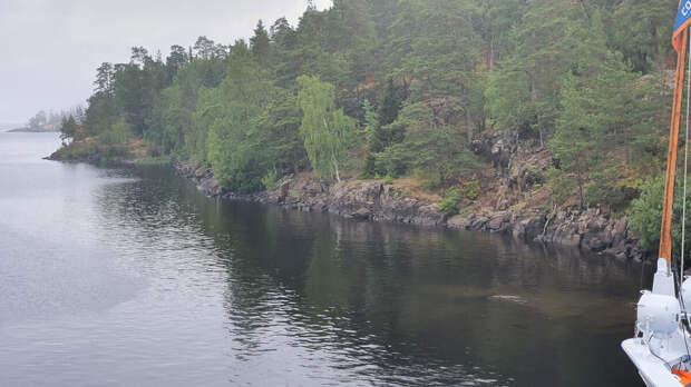 Заповедные места острова Валаам