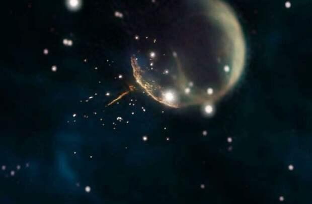 Астрономы обнаружили самый быстрый пульсар в Галактике