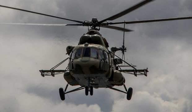 Махджуб раскрыл подробности аварийной посадки вертолета Ми-8 в Аль-Джуфре