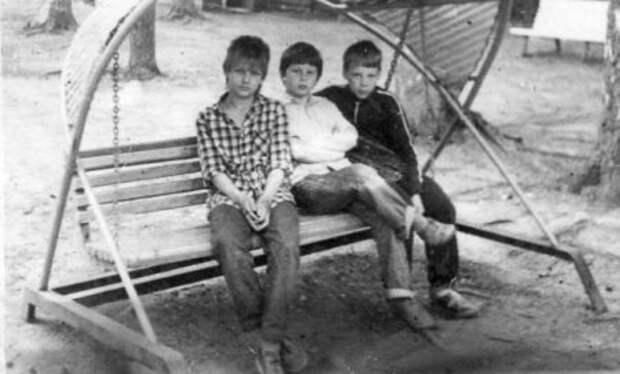 Дети  СССР.