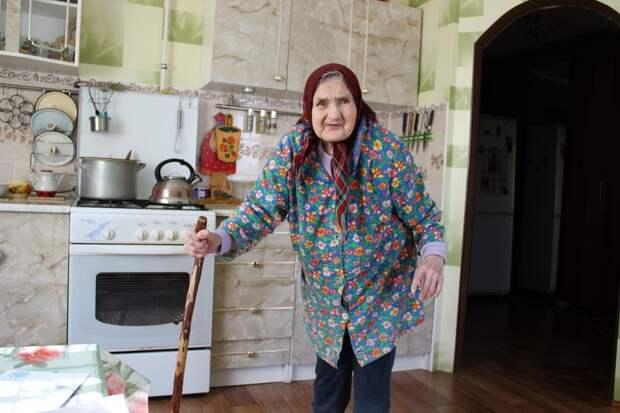 На обочине жизни, или мир, в котором престарелые родители никому не нужны.