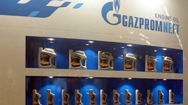 Наращивает продажи премиальных масел «Газпром нефть»
