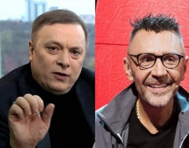 Андрей Разин предложил награду в пять млн рублей тому, кто изобьет Сергея Шнурова