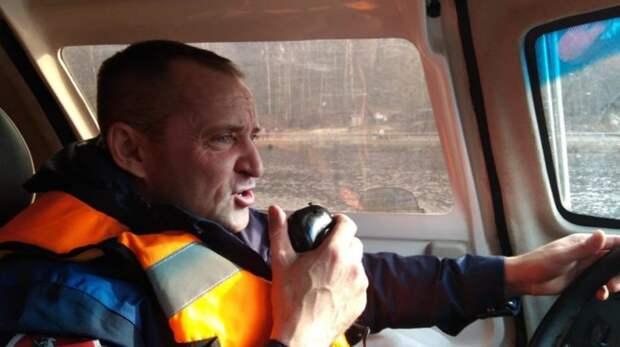 Спасатели призывают москвичей исключить прогулки