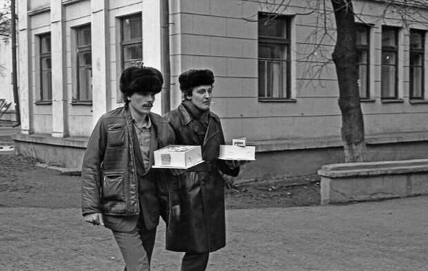 Эти снимки времён СССР обязательно вызовут у вас тёплые воспоминания