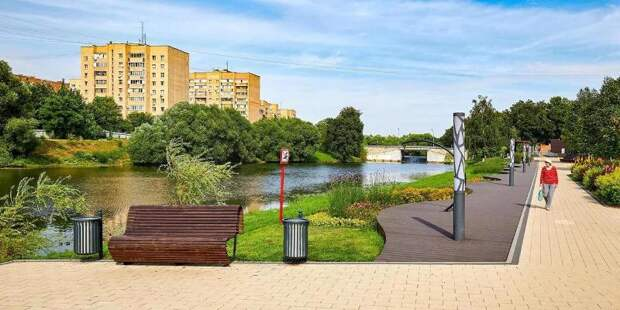Новый раздел о районах столицы появился на портале #Москвастобой