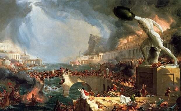 5 крупнейших империй прошлого. Какая из них была самой большой по площади территории?