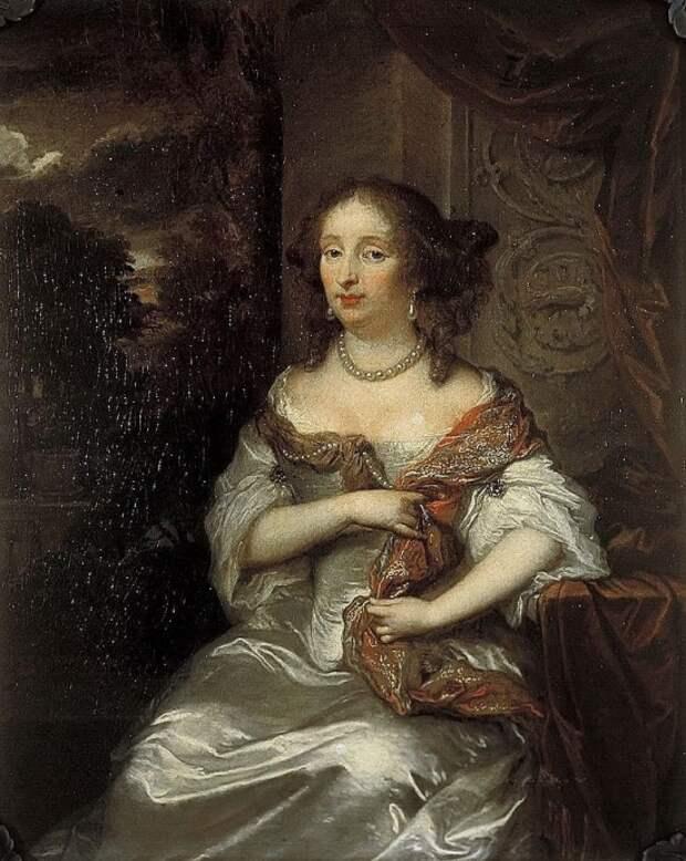 Художник Caspar Netscher (1639 – 1684). Мастер Золотого века