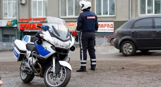 Сотрудники Госавтоинспекции сменили машины на мотоциклы