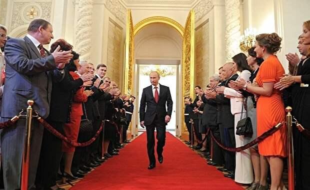 Посмотрите, кто из звезд посетил инаугурацию Путина. Яркая Долина затмила всех, даже жену Медведева