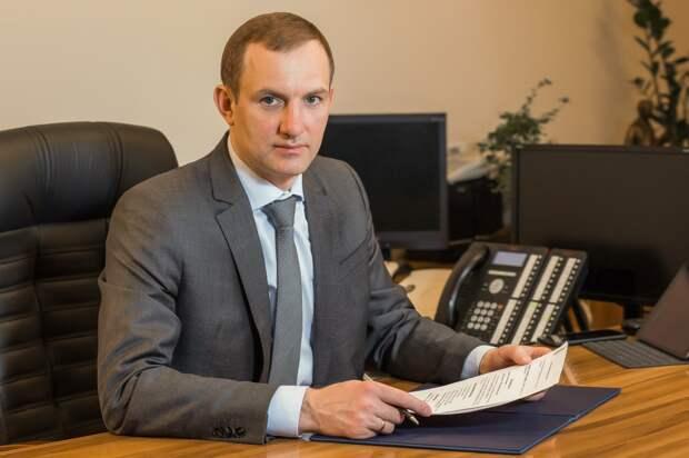 Префект СВАО Алексей Беляев/ префектура СВАО