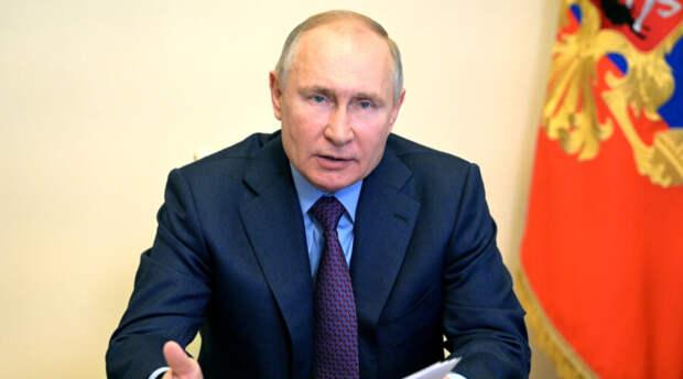 Песков рассказал, чего не ждать от Джо Байдена и Владимира Путина на форуме по климату