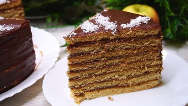 Шоколадно-Медовый торт. Торт, Медовый торт, Рецепт, Видео рецепт, Видео, Длиннопост