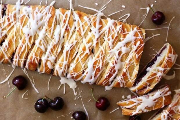 Вкусные пироги с вишней – 7 рецептов, от которых вы будете в восторге!