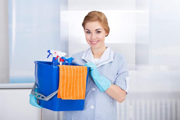 Рекомендации для уборки квартиры