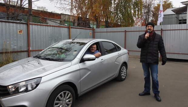 Начальник ГИБДД Подольска победил в соревнованиях «Автоинструктор года – 2018»