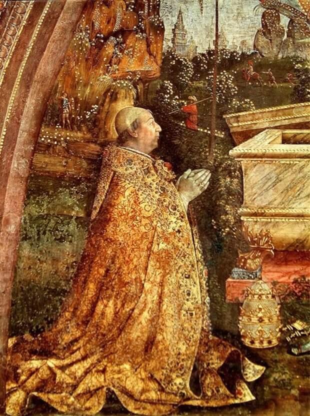 Папа Александр VI (Родриго Борджиа). \ Фото: discover.hubpages.com.