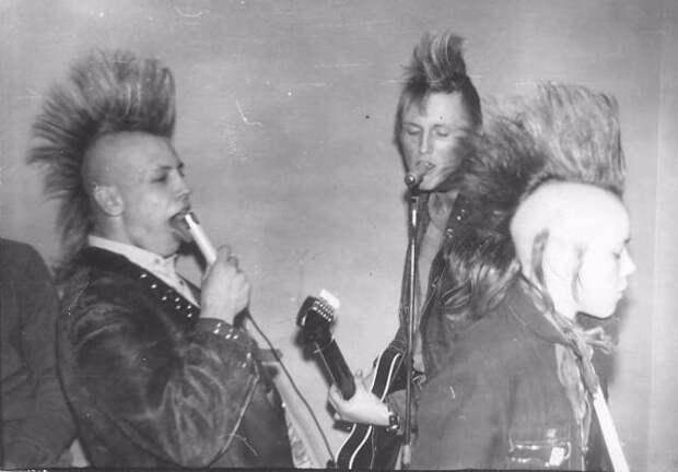 70 искренних фотографий эстонской панк-культуры 1980-х годов 18