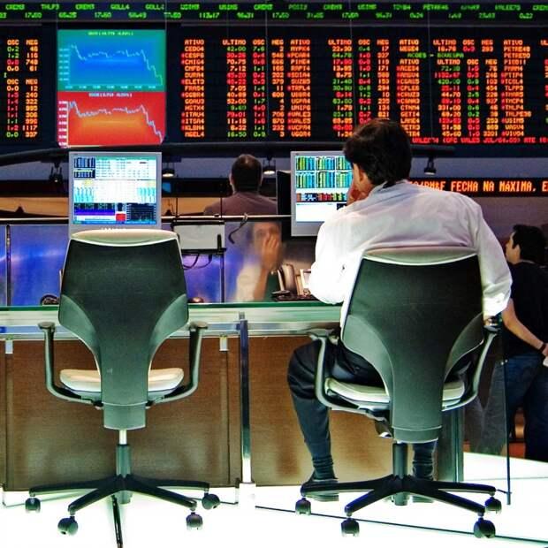 Фондовая биржа Сан-Паулу, Бразилия. Фото: Wikimedia Сommons