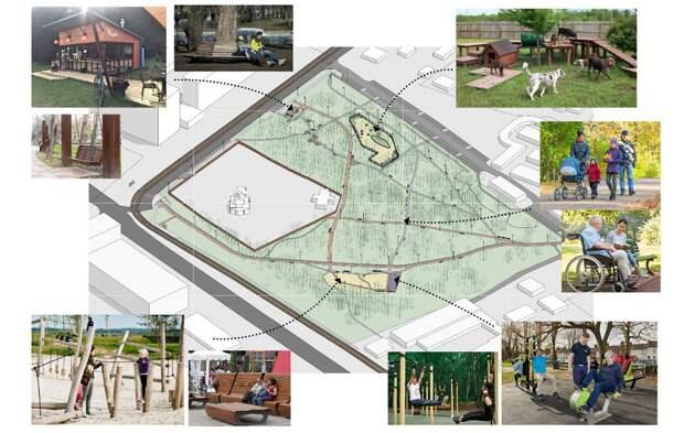 Томичи подготовили дизайн-проект новосибирского сквера «Воинский»
